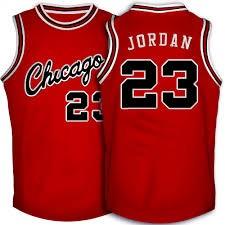 Баскетбольная майка NBA Чикаго Буллз 1973-74 № 23 Джордан Майкл красная  SWINGMAN RETRO — 75dad703851