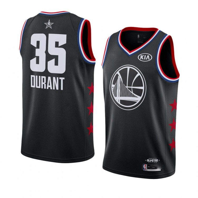 Баскетбольная майка NBA All Star Game 2019 № 35 Кевин Дюрант