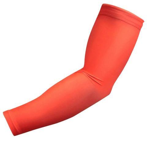 6cdb947d рукав баскетбольный компрессионный бросковый без лого красный - в ...