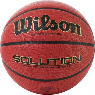 мяч баскетбольный Wilson VTB SOLUTION OFFICIAL GAME BALL size 7 — NBAform.ru